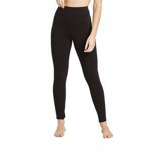 NWT JoyLab High Waisted Ponte Pants XL Black